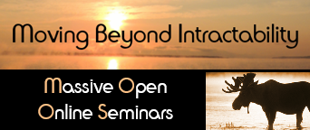 Moving Beyond Intractability Massive Open Online Seminar Masthead